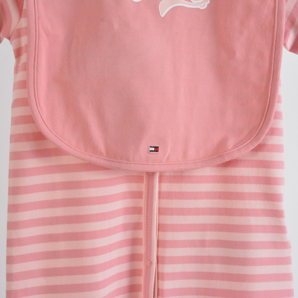 Tommy Jeans Baby Stripe Coverall Giftbox