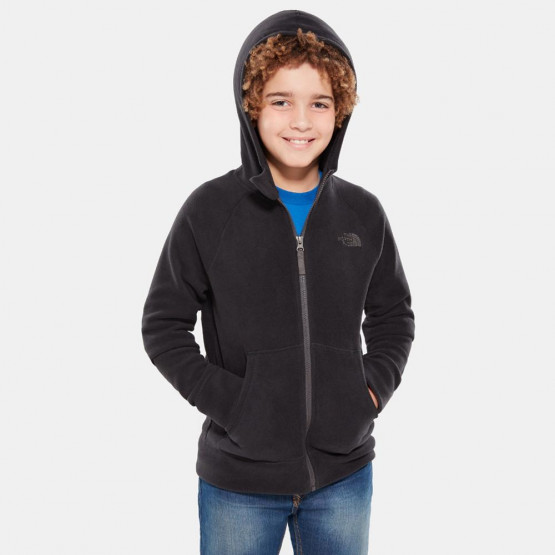 THE NORTH FACE Kid's Unisex Glacier Full-Zip Hoodie