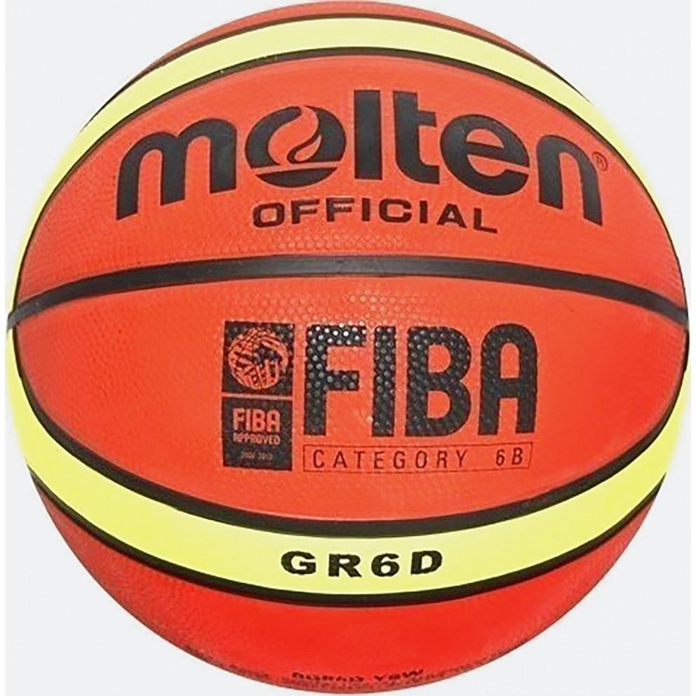 Molten Superior Rubber Cover No6 - Μπάλα Μπάσκετ