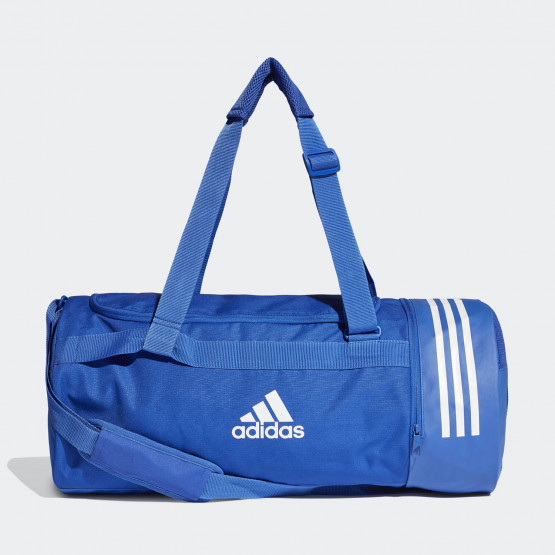 adidas Convertible 3-Stripes Duffel Bag Medium