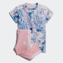 Originals Infants Marble Tee Dress Set - Παιδικό Σετ