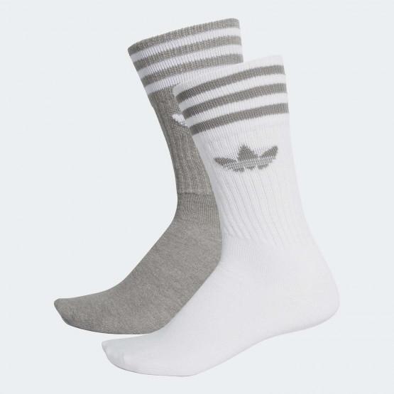 adidas Originals Solid Crew Unisex Socks