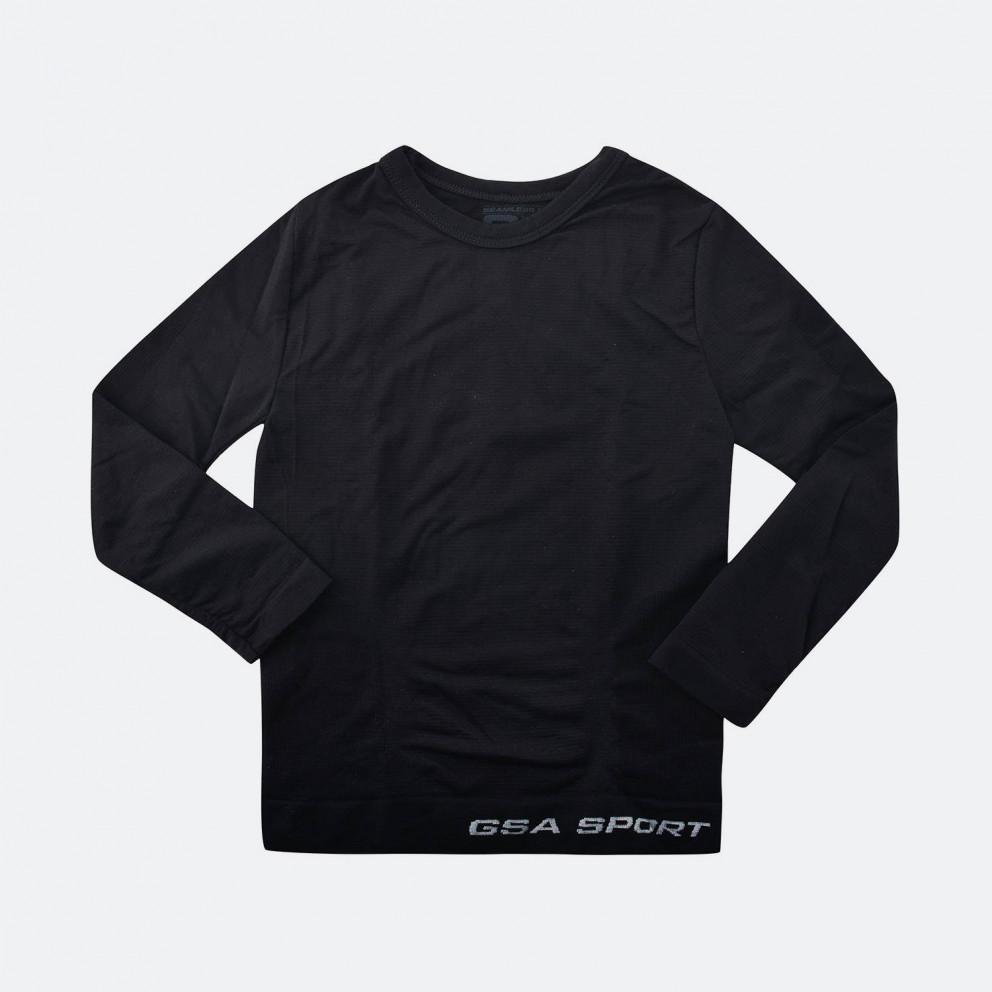 Gsa Kid's Thermal Long SLeeve T-Shirt