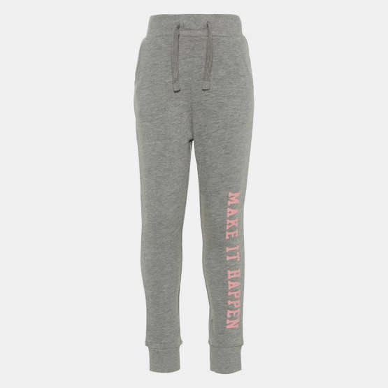 Name it Kids Cotton Sweat Pants – Παιδικό Παντελόνι