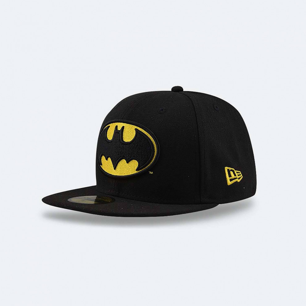 NEW ERA CHARACTER BASIC BATMAN BLACK/Y ΚΑΠΕΛΛΟ