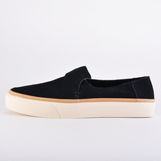 TOMS Suede Sunset Slip-Ons