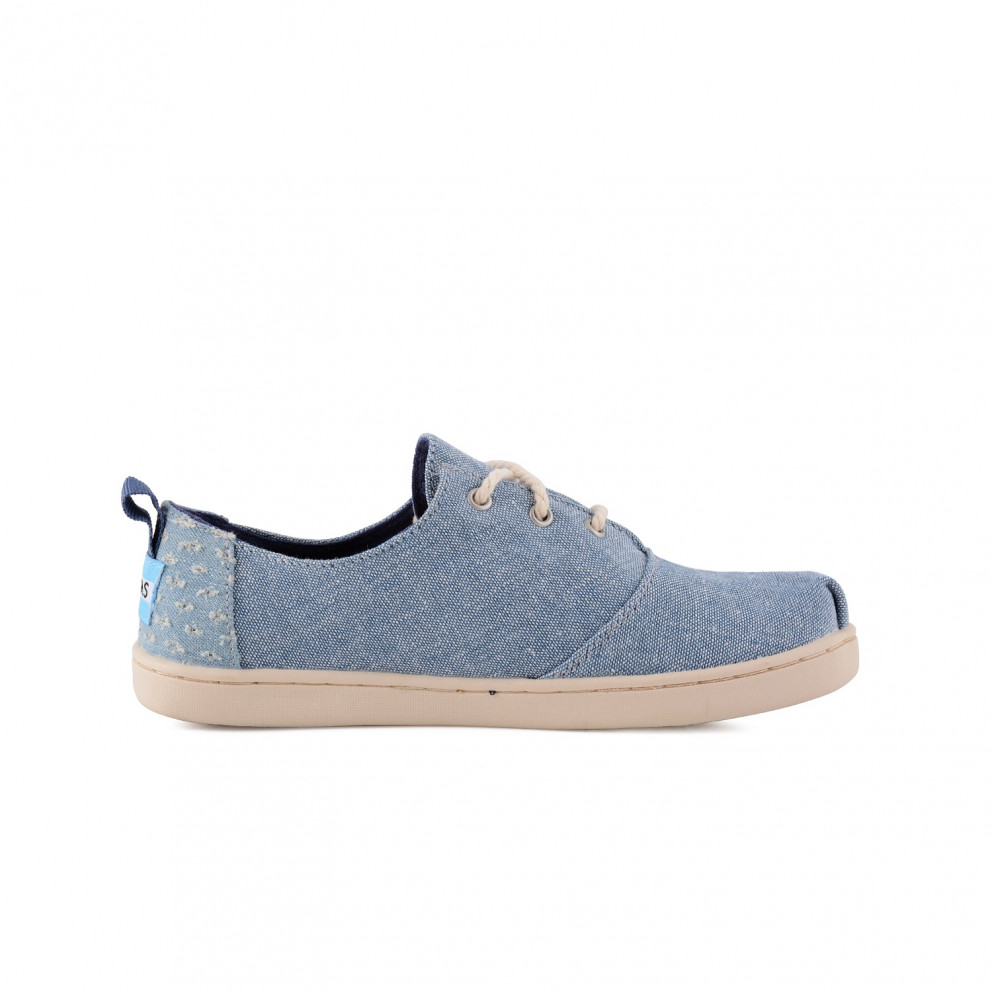 TOMS Slub Chambray Lumin | Kid's Sneakers