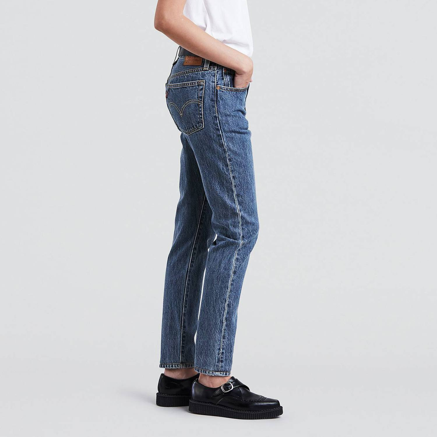 Levis 501 Skinny Rolling Dice