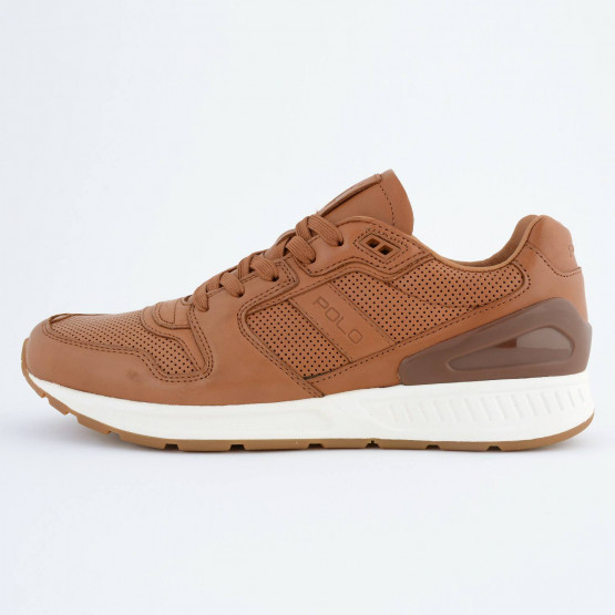 Ralph Lauren Train 100 Leather | Ανδρικά Sneakers