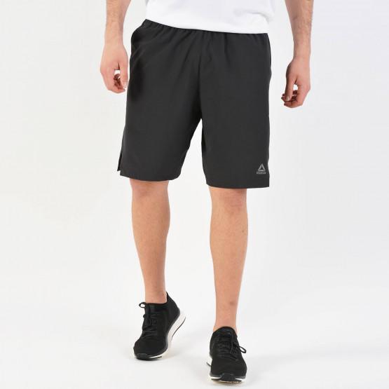 Reebok Sport Men's Training Knit Woven Shorts