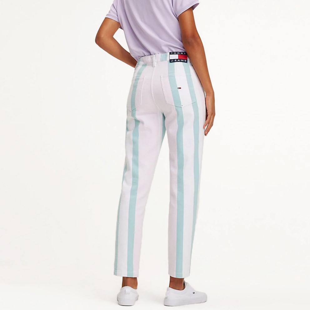 Tommy Jeans Contrast Stripe Women's Trousers