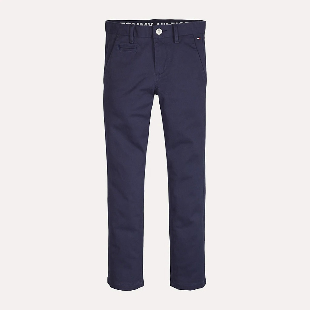 Tommy Jeans Essential Dobby Skinny Kid's Chino