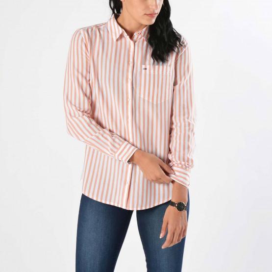 Tommy Jeans Regular Stripe Shirt