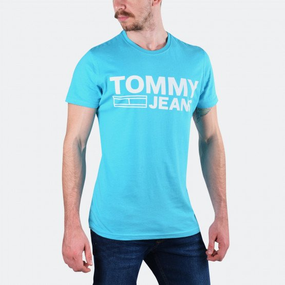 Tommy Jeans Basic   Ανδρικό T-shirt