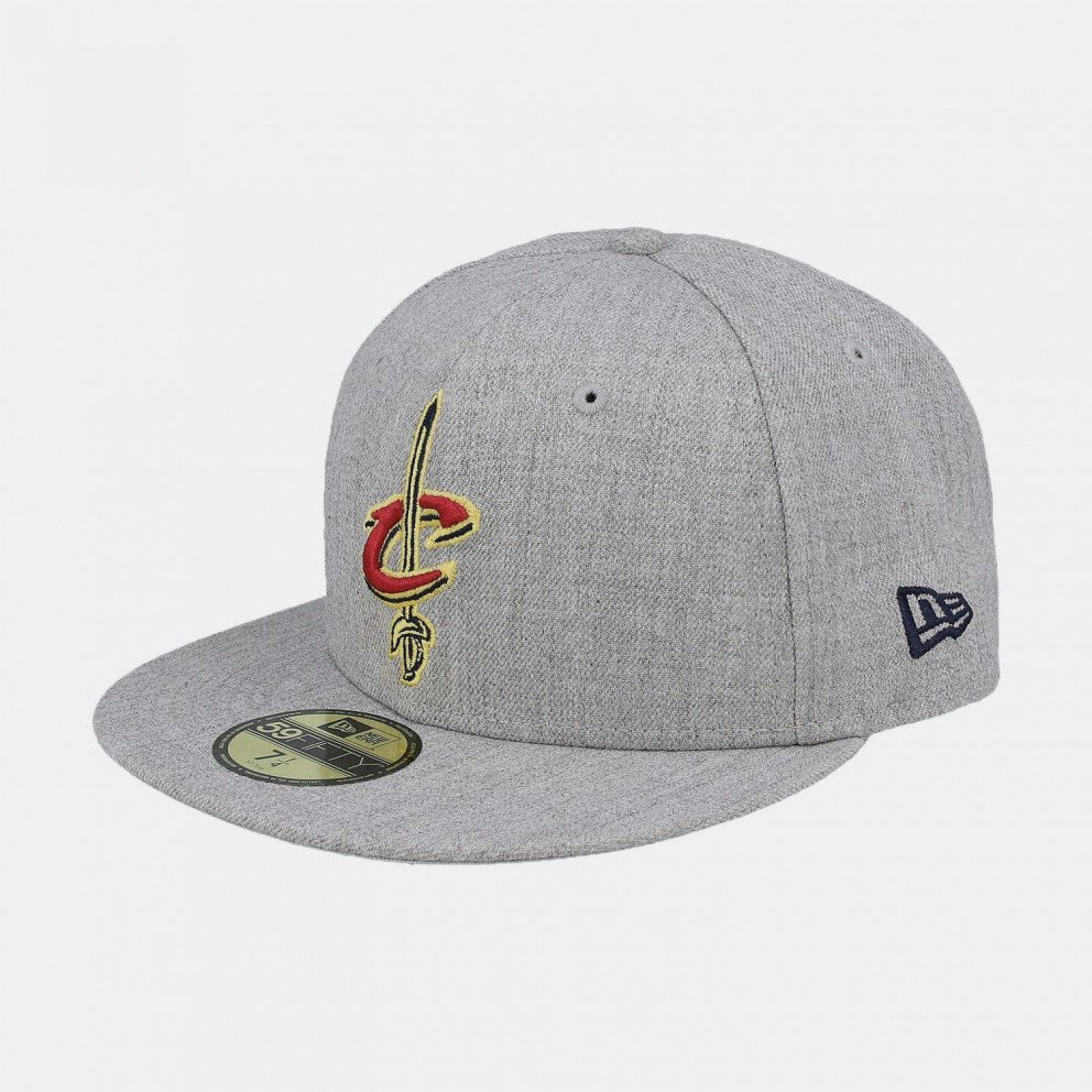 New Era Nba Heather Fitted Cl