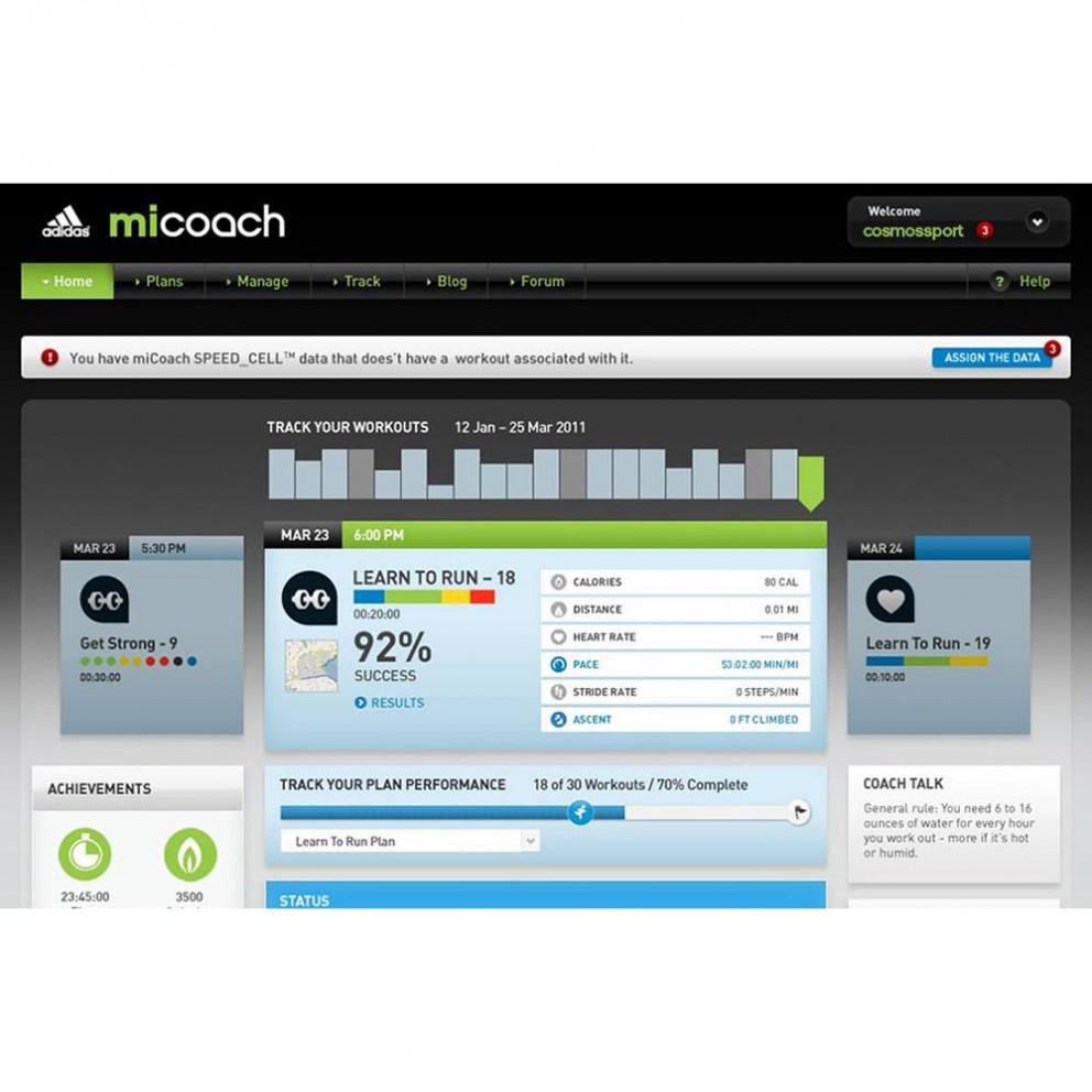 adidas Performance Mi Coach Speed_Cell