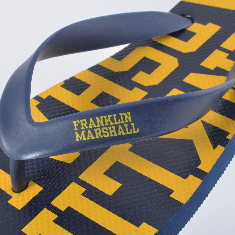 Franklin & Marshall Unisex Σαγιονάρες