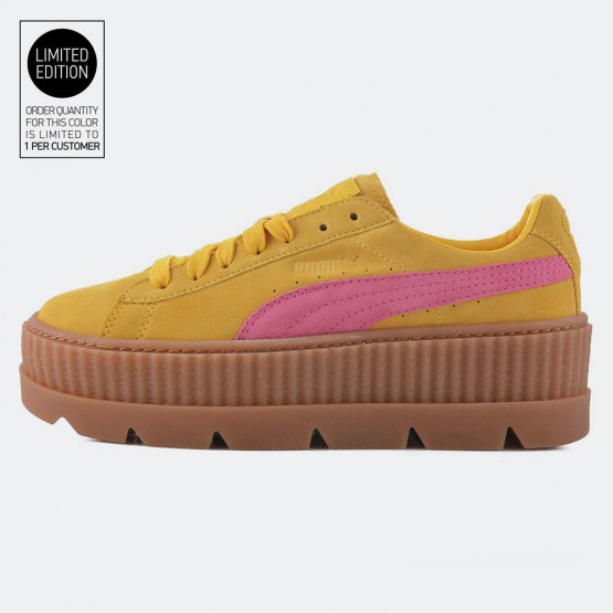 Puma FENTY Cleated Creeper Suede Women's Platform