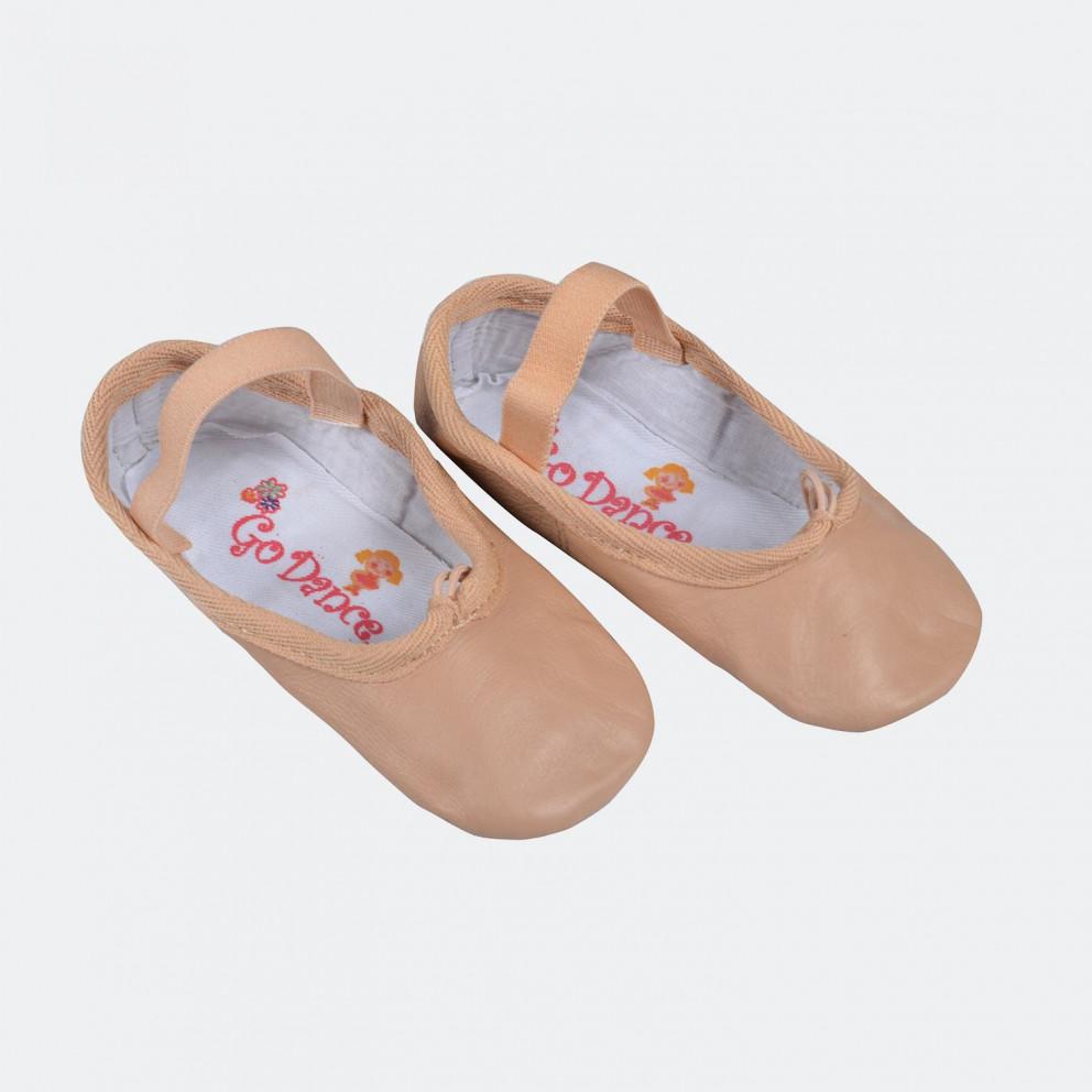 Go Dance Kids' Ballet Shoes