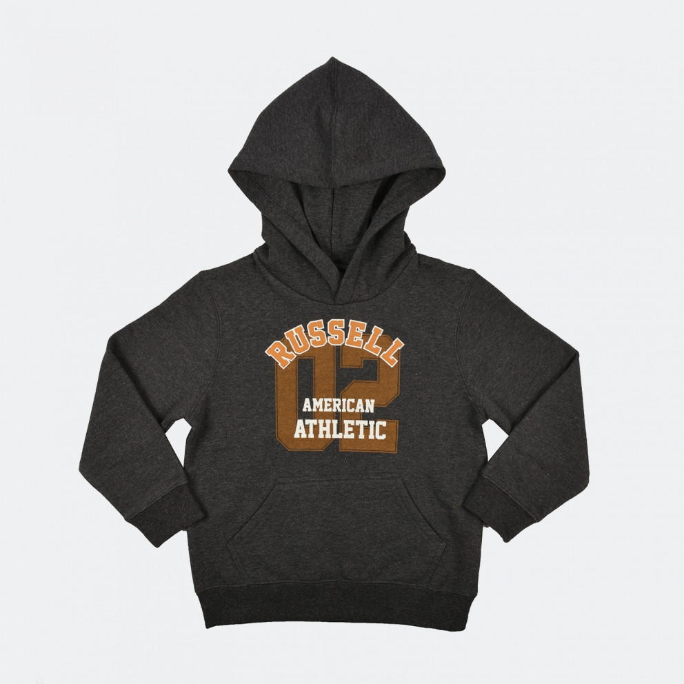 Russell Athletic Pull Over '02' Hoodιε