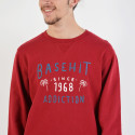 Basehit Men's neckline sweat