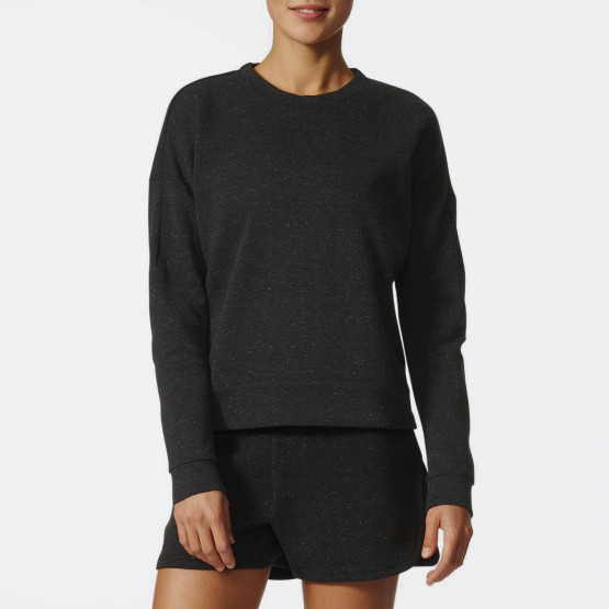 adidas Performance WOMEN'S STADIUM SWEATSHIRT