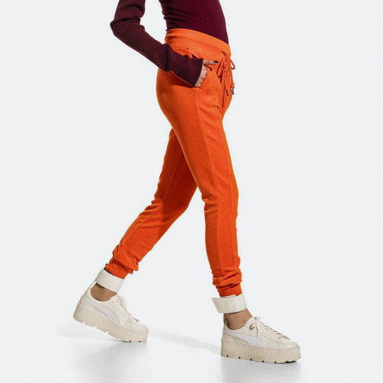 Puma Fenty Velour Fitted Track Pant