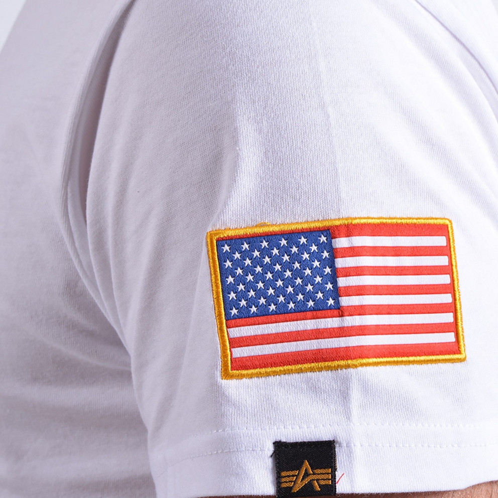 Alpha Industries NASA Men's T-Shirt