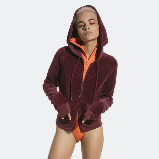 Puma Fenty Velour Fitted Zip-Up Tr