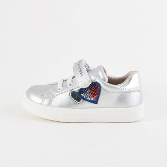 Tommy Jeans LOW CUT LACE-UP/VELCRO SNEAKER