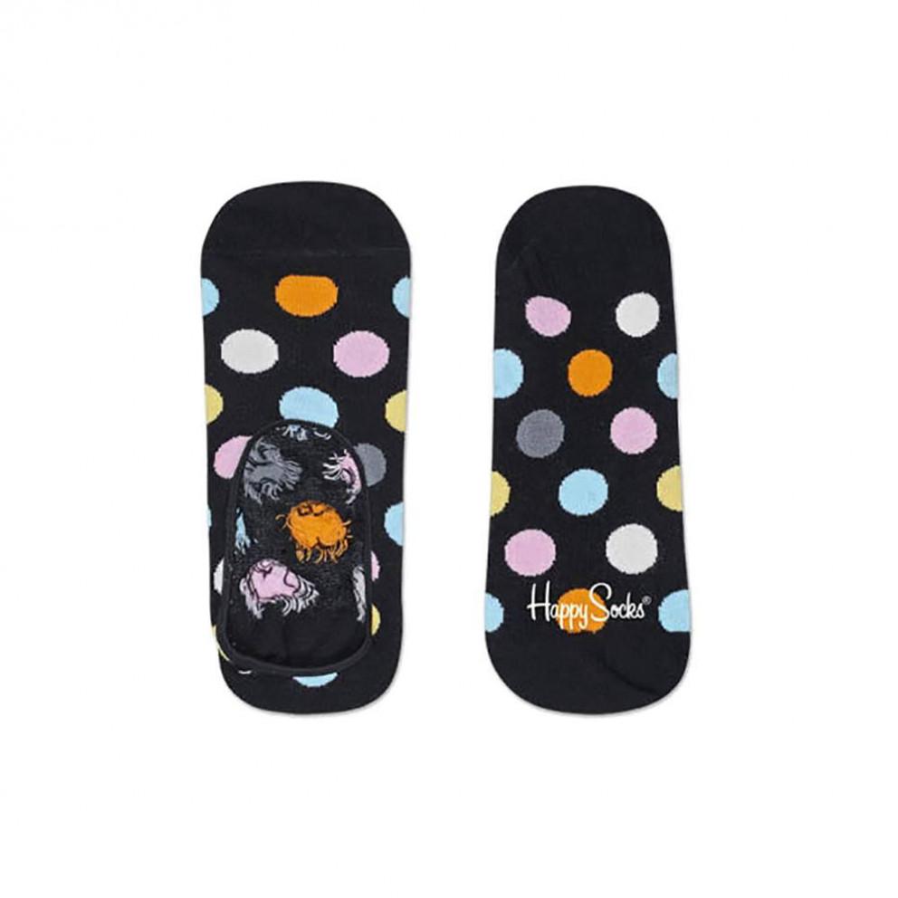 Happy Socks Big Dot Liner Sock