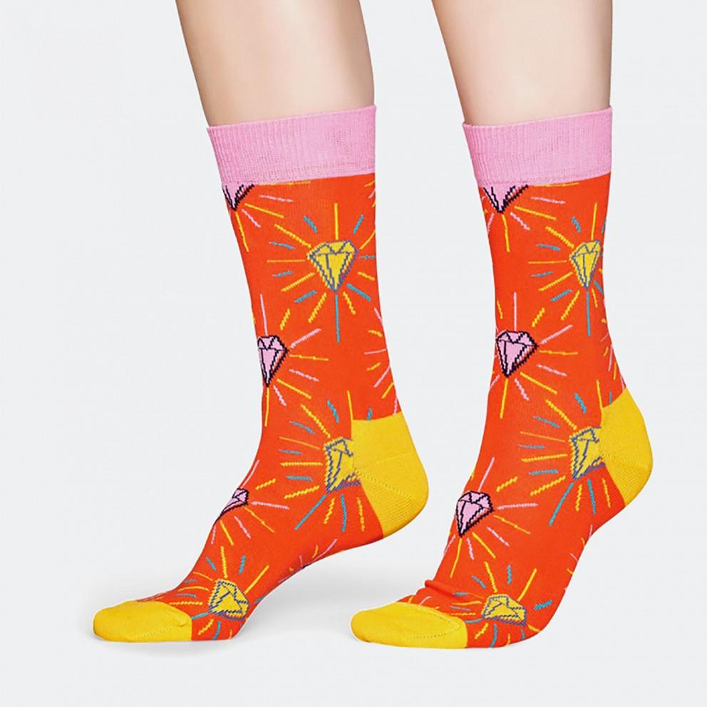 Happy Socks Pink Panther Socks: Pink Plunk Plink
