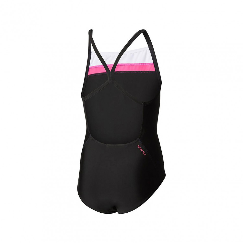 adidas Performance Colorblocked Infant Swimsuit