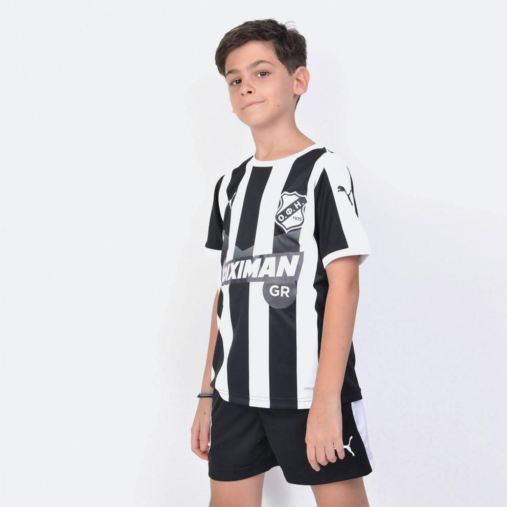 Puma Liga Jersey Striped Jr