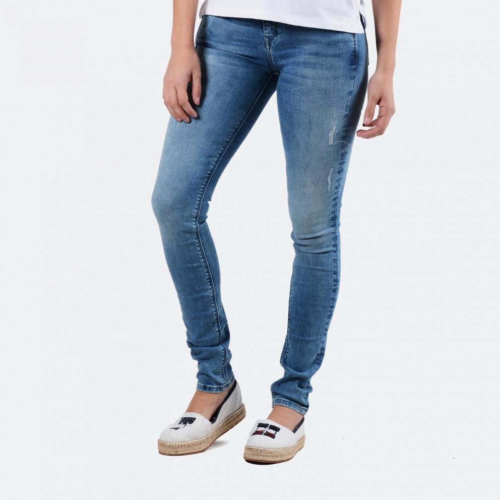 Tommy Jeans Mid Rise Skinny Nora | Γυναικείο Τζιν