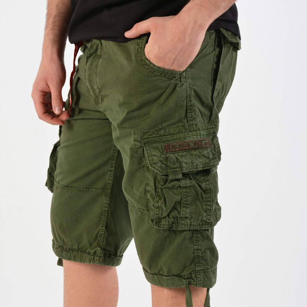 Alpha Industries Men'S Jet Shorts - Ανδρικό Σορτσάκι