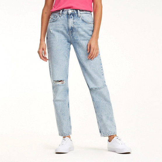 Tommy High Rise Cropped Izzy Jeans