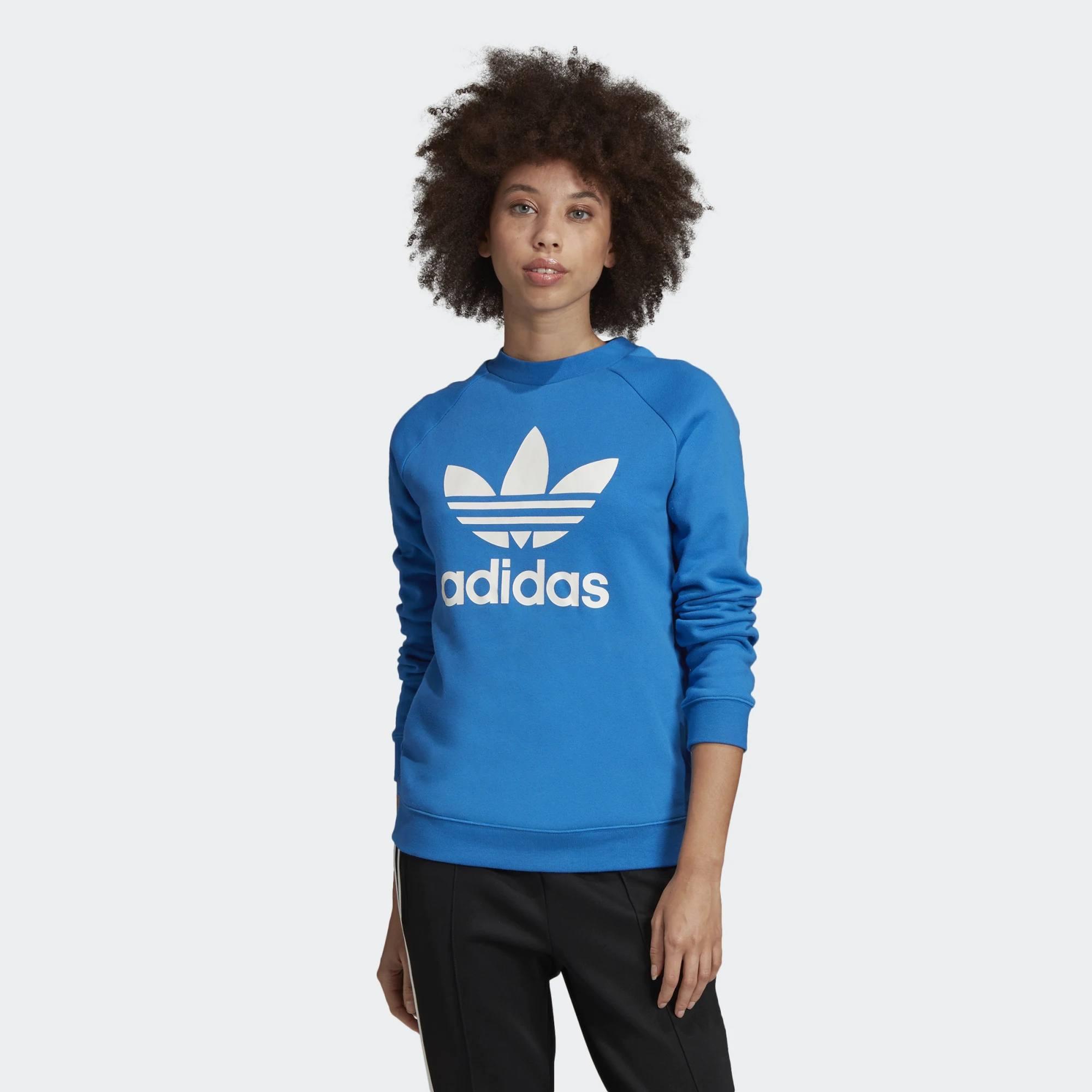 adidas Originals TRF CREW SWEAT (9000033371_3833)