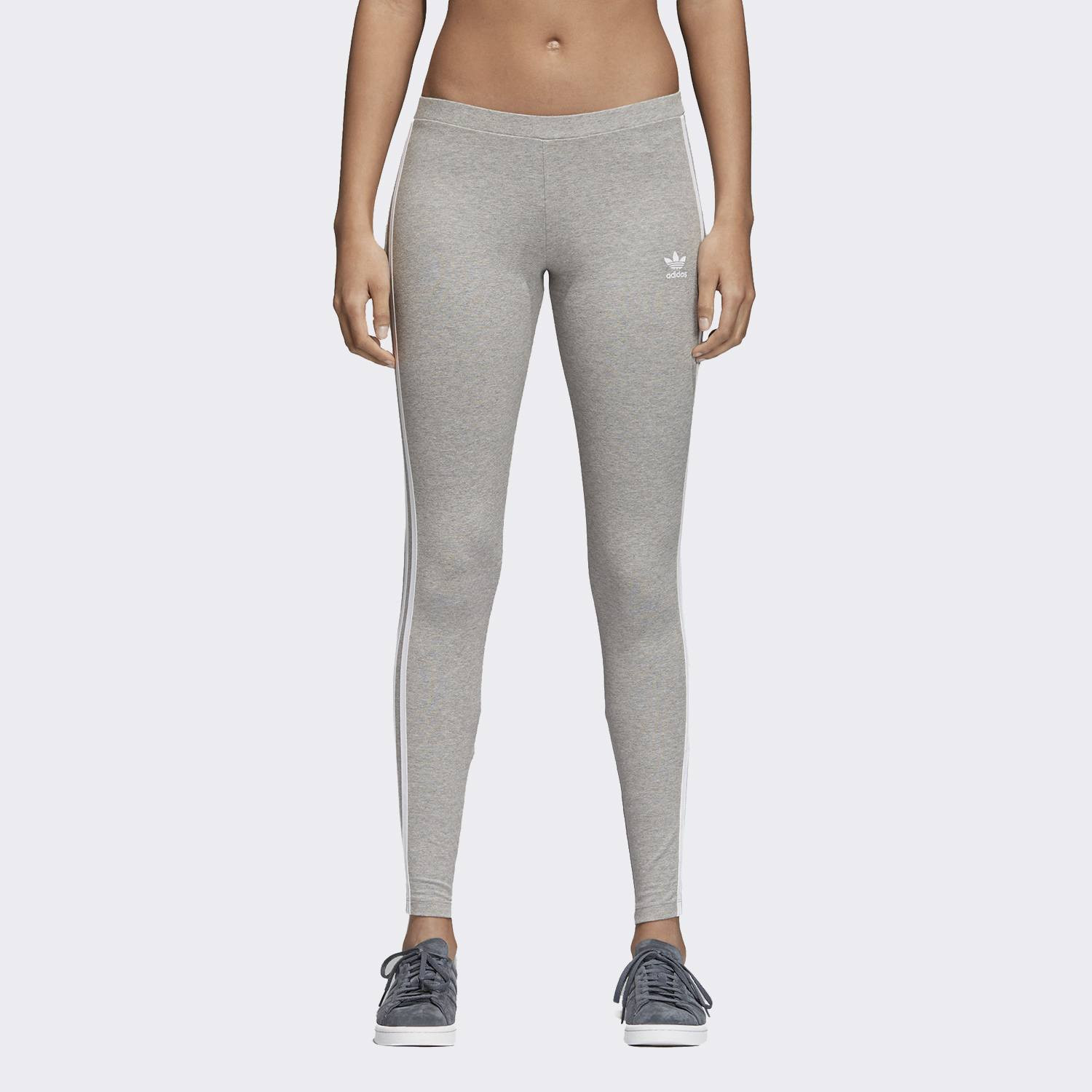 adidas Originals 3-Stripes Leggings - Γυναικείο Κολάν (9000001808_7747)