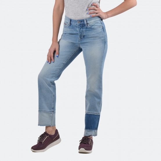 Tommy Jeans Patch Slim Fit | Γυναικείο Τζιν