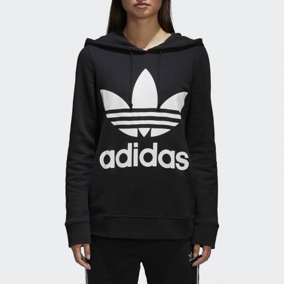 adidas originals trefoil hoodie adicolor