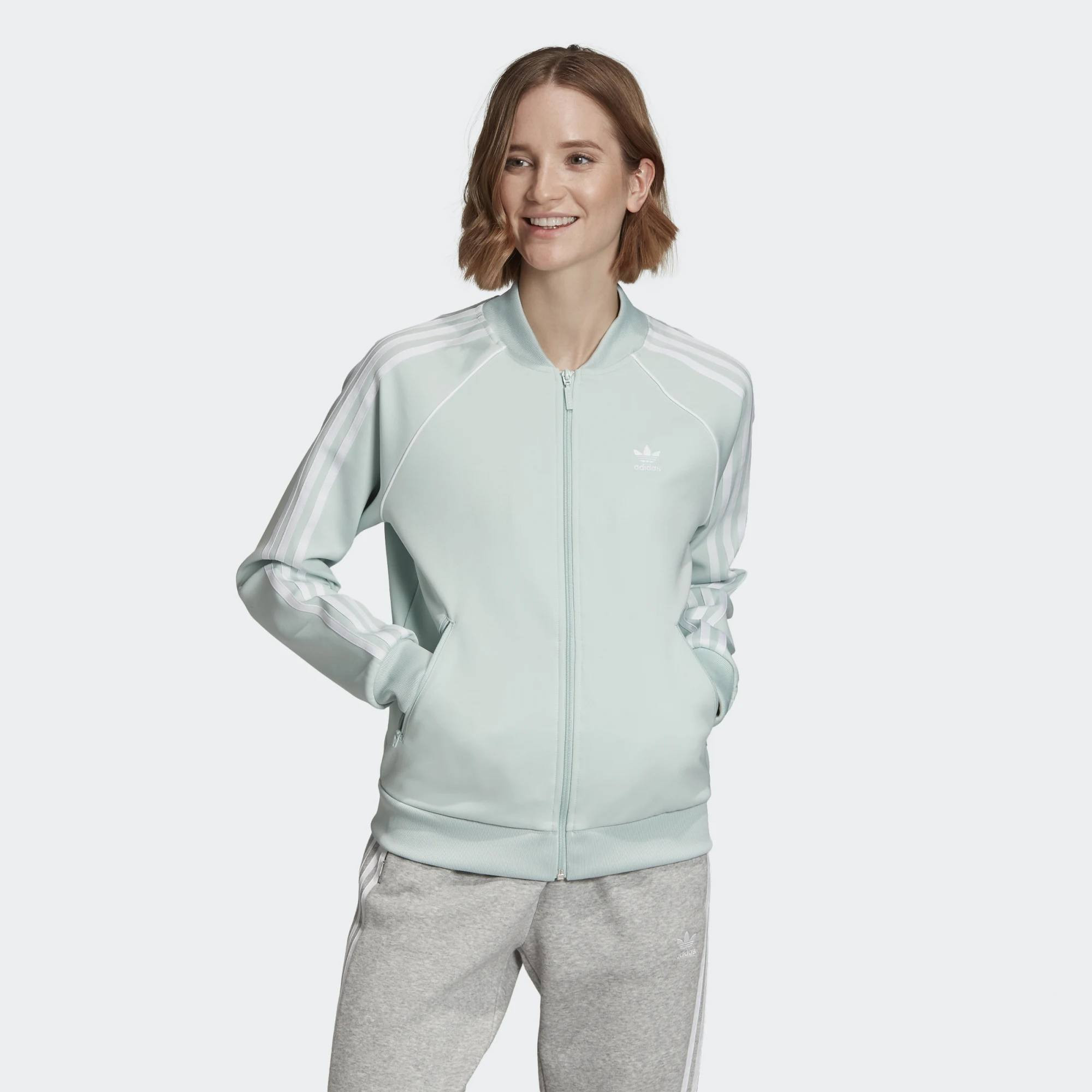 adidas Originals Women's SST Track Jacket (9000032513_21295)
