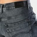 Hotpant Medium Rise Denim Shorts