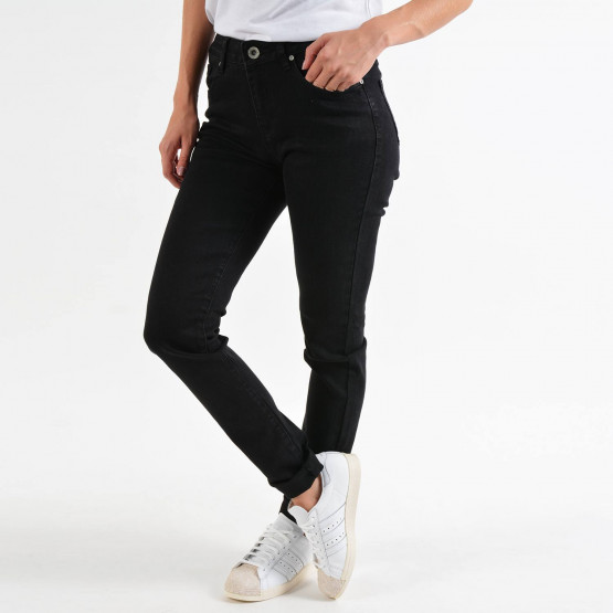 Emerson Women's Stretched Denim Pants