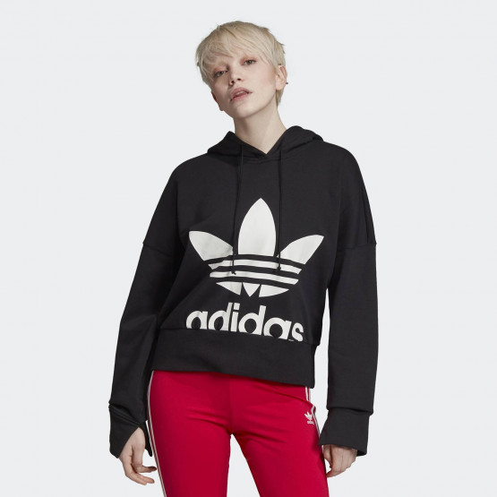 adidas Originals Cropped Women's Hoodie - Γυναικείο Φούτερ