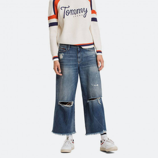 Tommy Jeans Mid Rise Women's Culotte