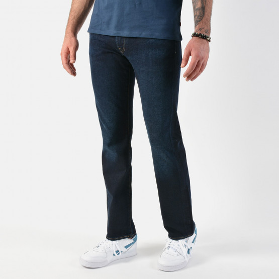 Levis 513 SLIM STRAIGHT FIT BLUE HEA