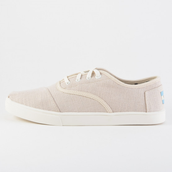 TOMS NATURAL HERITAGE CANVAS WM CORD SNEAK