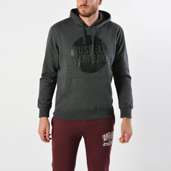 RUSSELL ATHLETIC Men's Pullover Hoody - Graphic Print