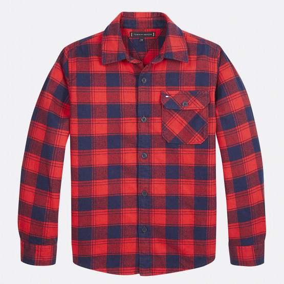 Tommy Jeans DG FLANNEL CHECK SHIRT